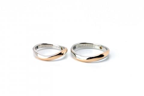 DITIQUE フルオーダー 結婚指輪