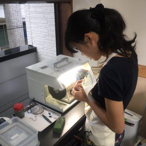 我流鍛造手作り結婚指輪DITIQUE小倉-10