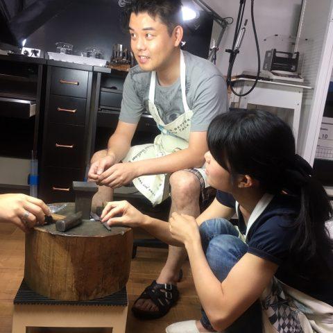 我流鍛造手作り結婚指輪DITIQUE小倉-11