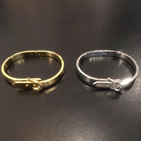 Soierie(ソワリー)ディティーク新作Belt bangel