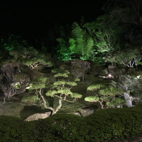 福岡北九州DITIQUEK様西日本工業倶楽部庭園