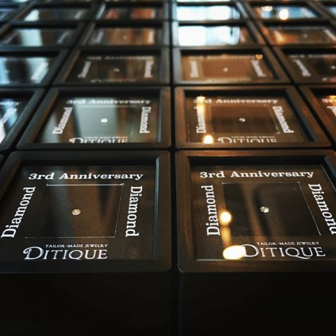☆DITIQUE TAILOR-MADE JEWELRY 3rd Anniversary Fair☆ダイアモンド