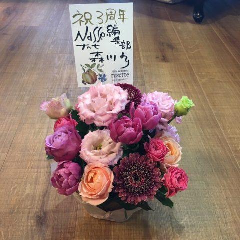 福岡小倉ジュエリーDITIQUE3周年イベント-13