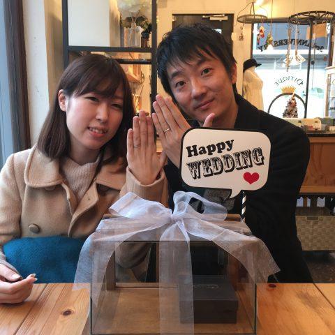 北九州小倉DITIQUE結婚11月22日