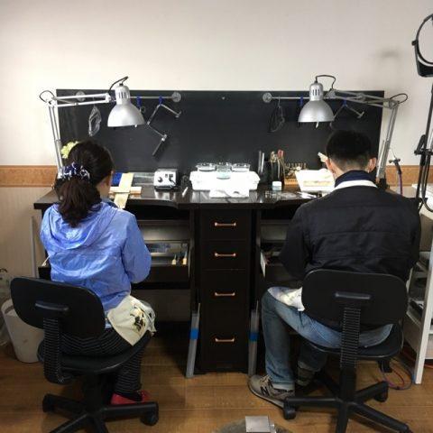 北九州小倉手造り結婚指輪DITIQUE-6
