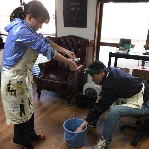 北九州小倉手造り結婚指輪DITIQUE-9