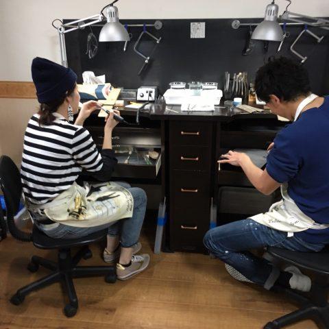 北九州小倉手作り結婚指輪-11