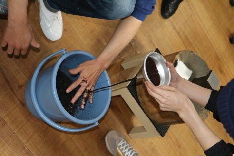 北九州小倉手作り結婚指輪-16