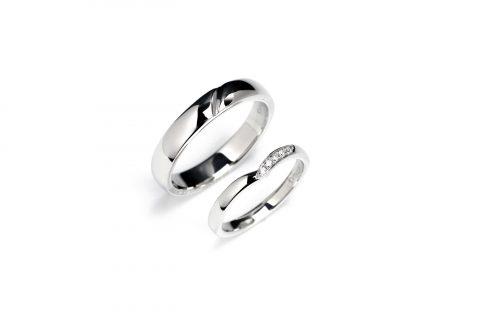 オーダーメイド結婚指輪福岡北九州DITIQUE小倉マリッジリングT様