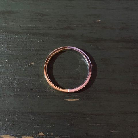 DITIQUE福岡結婚指輪小倉新作コンビ