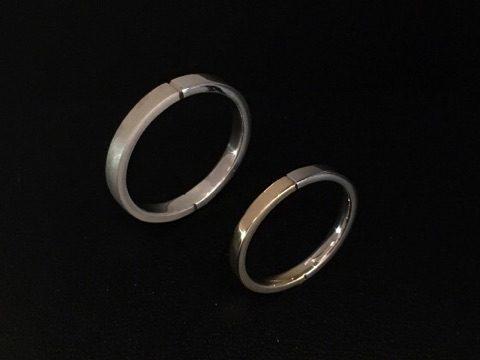 DITIQUE福岡結婚指輪小倉新作