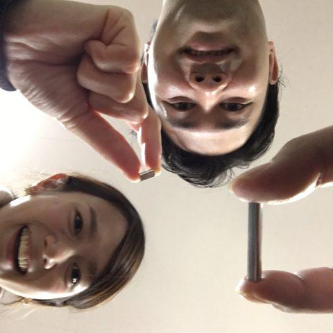 福岡北九州小倉手造り結婚指輪我流鍛造ゼクシィ印台バー