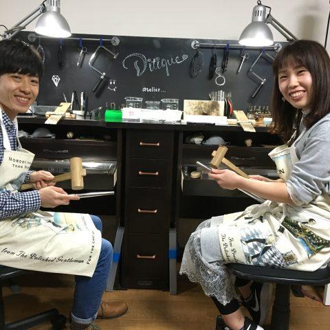 福岡手づくり結婚指輪DITIQUE小倉鍛造-4