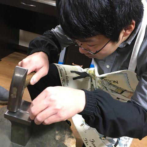 DITIQUEの我流鍛造がりゅうたんぞう福岡北九州