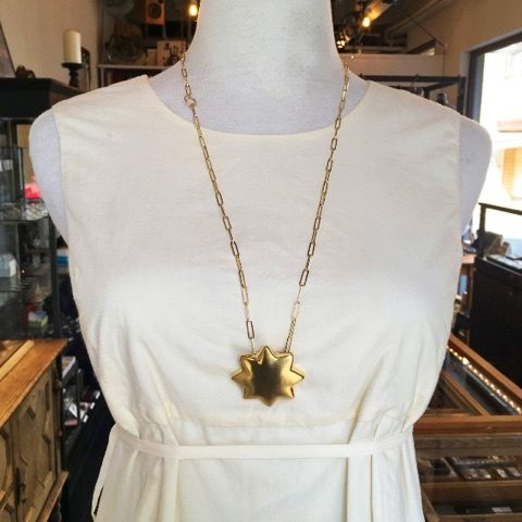 Dead stock motif necklaceSoierieDITIQUE福岡ネックレス