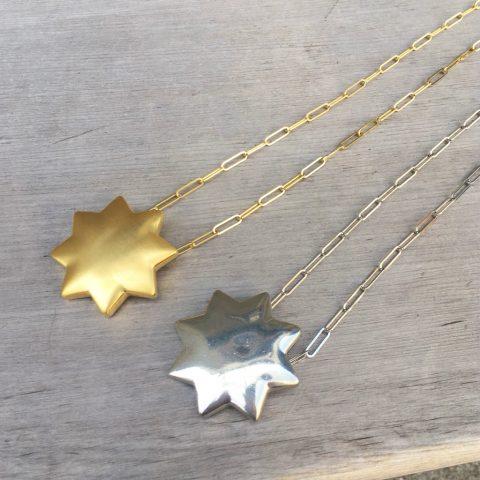 Dead stock motif necklaceSoierieDITIQUE福岡
