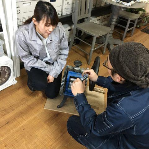 手づくり結婚指輪我流鍛造DITIQUE福岡北九州小倉ハンドメイド