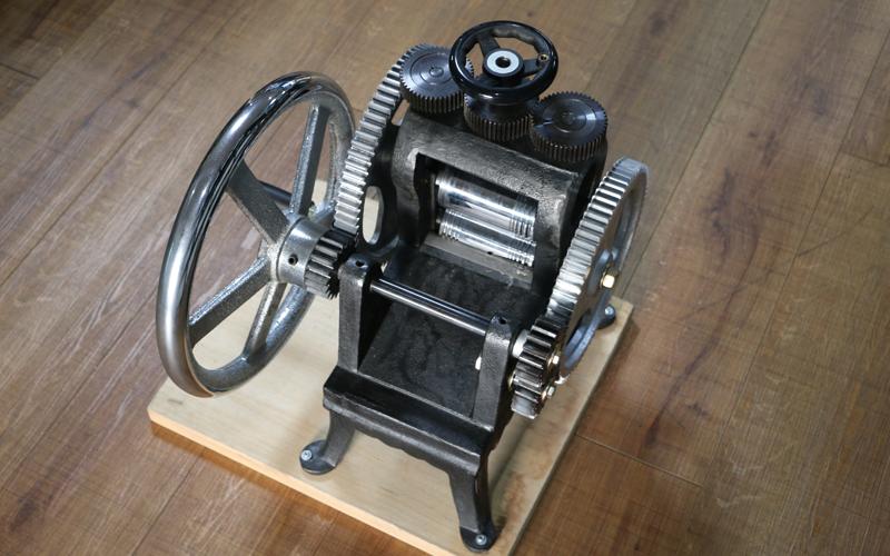 手作り設備