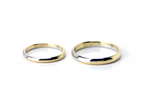 DITIQUE 結婚指輪 オーダー 小倉 室町 ジュエリー
