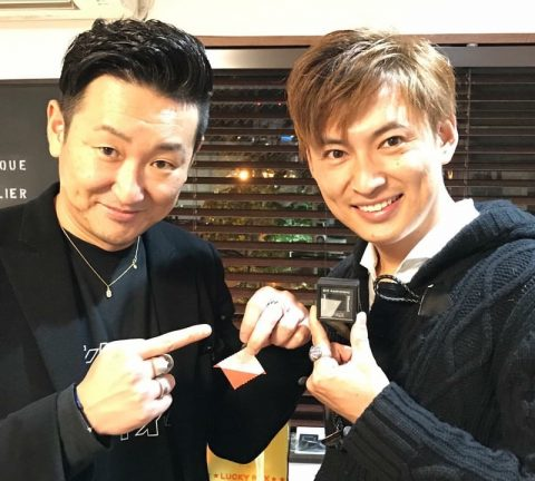 福岡小倉ジュエリーDITIQUE3周年イベント-5