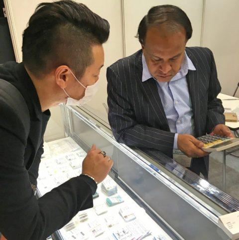 東京ビッグサイト国際宝飾展2017DITIQUE-5