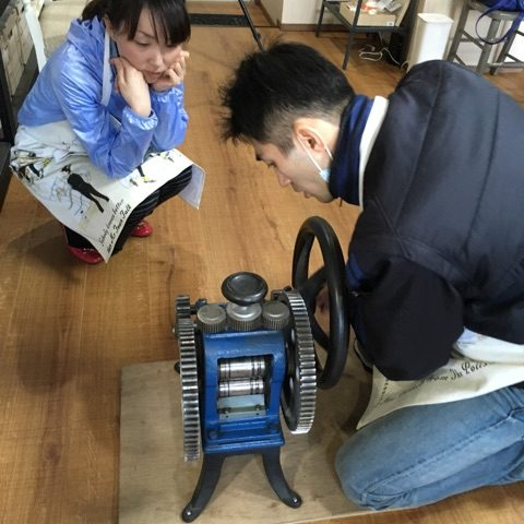 北九州小倉手造り結婚指輪DITIQUE-1