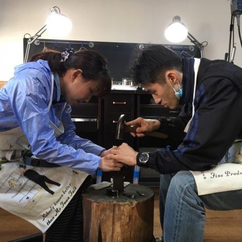 北九州小倉手造り結婚指輪DITIQUE-8