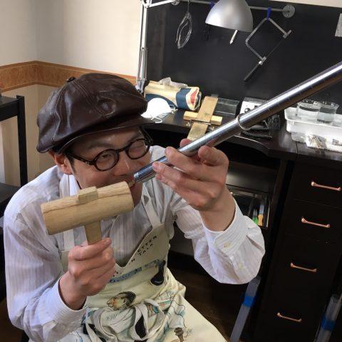 福岡北九州手作り結婚指輪我流鍛造-風景