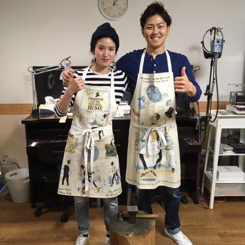 北九州小倉手作り結婚指輪-1