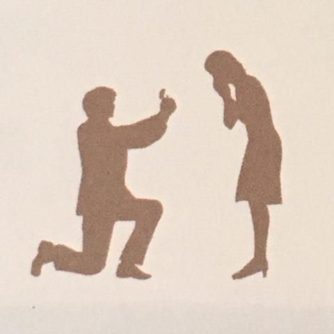 プロポーズDITIQUE