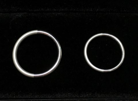 Bond Marriage Ring北九州福岡DITIQUE結婚指輪絆