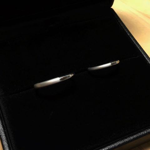 Bond Marriage Ring北九州福岡DITIQUE結婚指輪