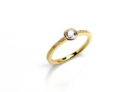福岡北九州小倉ジュエリーDITIQUEエンゲージ婚約指輪フルオーダー