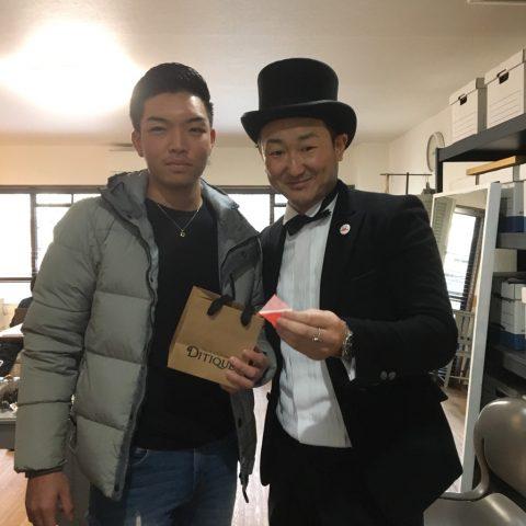 福岡小倉ジュエリーDITIQUE4thイベント2等