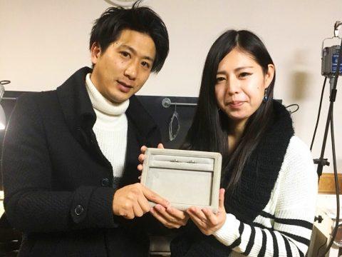 福岡結婚指輪北九州小倉DITIQUE我流鍛造プラチナ加工マリッジリング