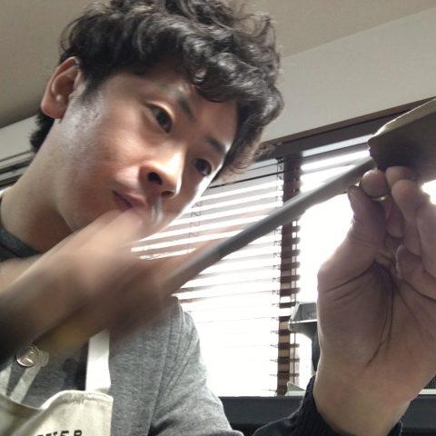 手造りリング鍛造自分でDITIQUE福岡北九州小倉かっこいい