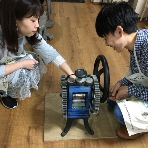 福岡手づくり結婚指輪DITIQUE-1