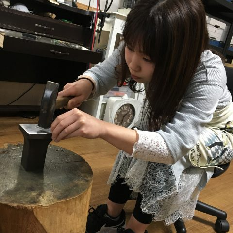 福岡手づくり結婚指輪DITIQUE小倉鍛造