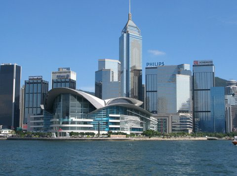 香港ジュエリーショーDITIQUE香港コンベンションセンター