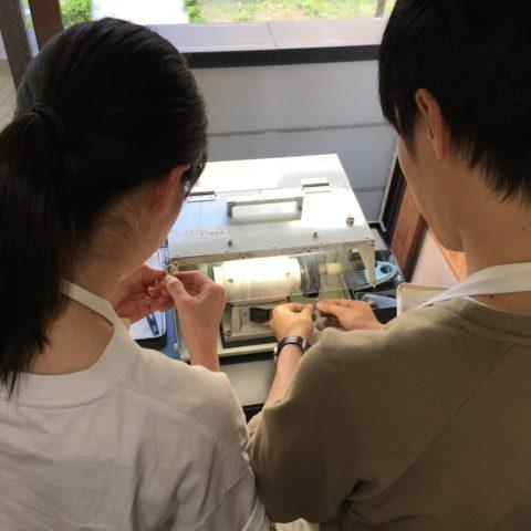 我流鍛造結婚指輪手づくり福岡北九州小倉マリッジリング