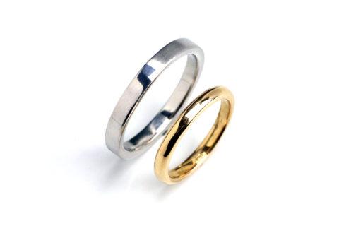 福岡北九州小倉DITIQUE奄美長崎手づくり結婚指輪我流鍛造