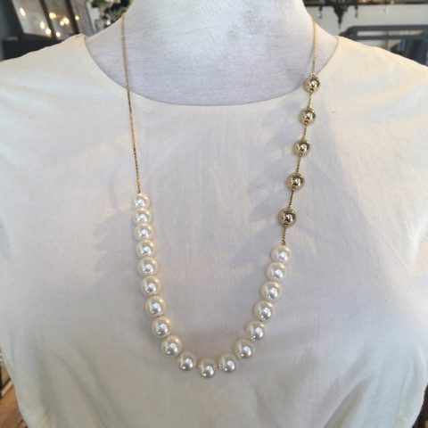 Ceres pearl necklace福岡DITIQUE