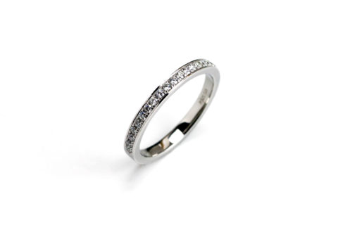 DITIQUEスウィート10ダイヤモンドリング